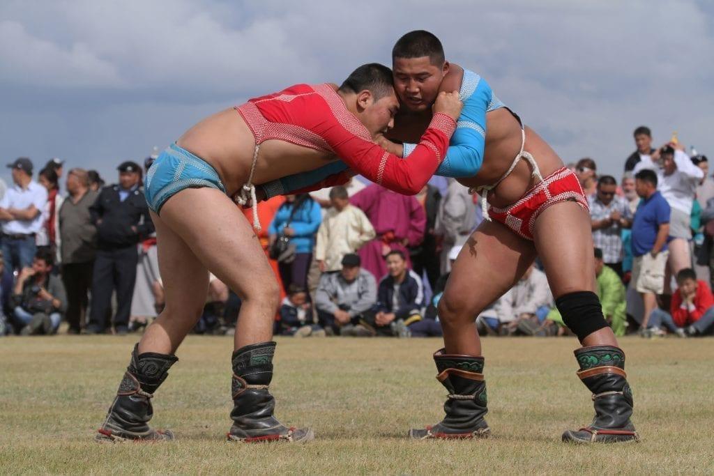 Naadam Festival Mongolia Travel
