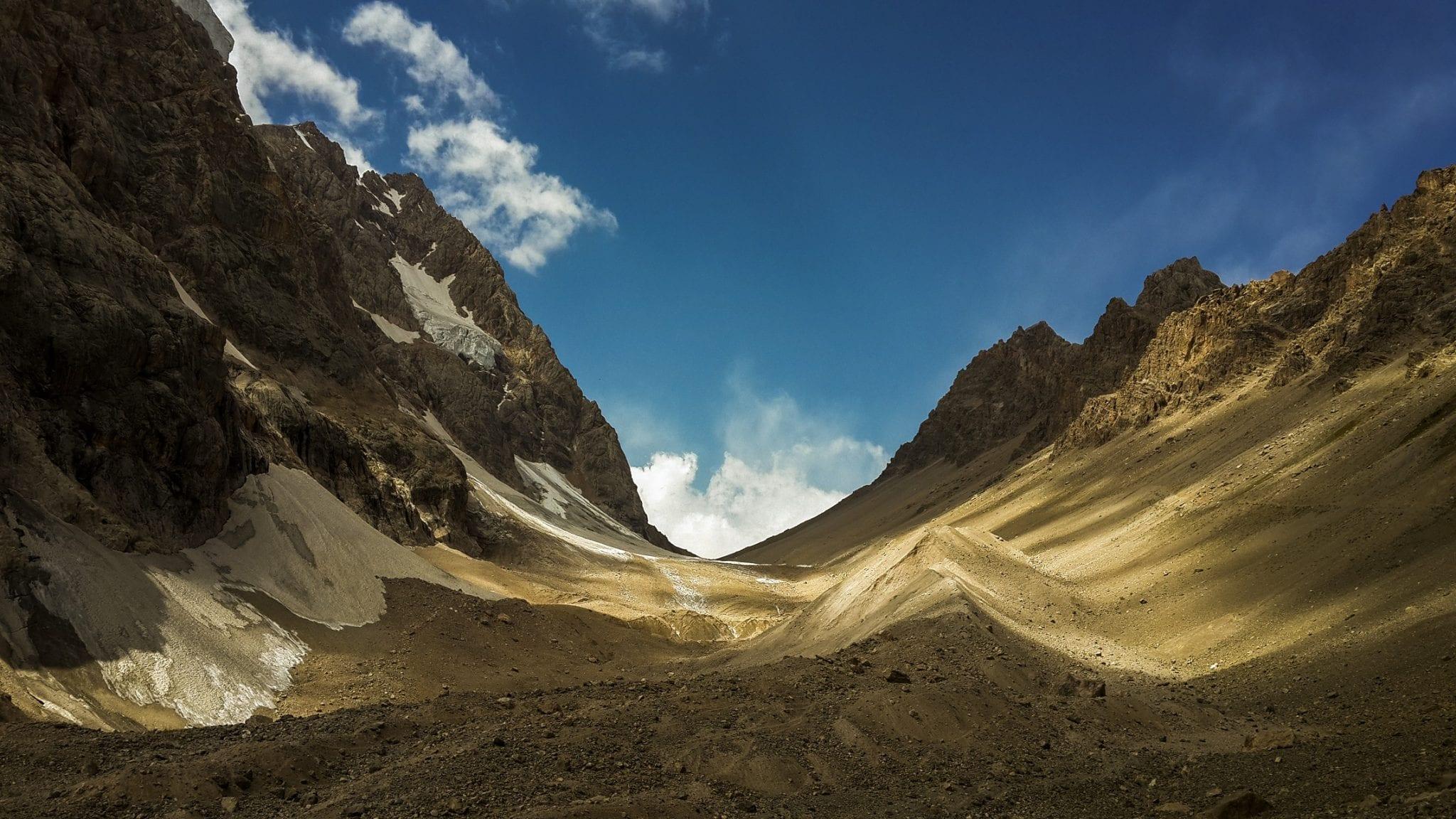 Off the beaten track - Fann mountains Tajikistan