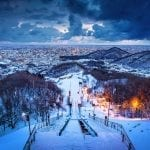Niseko Ski Japan 40-year-old Virgin