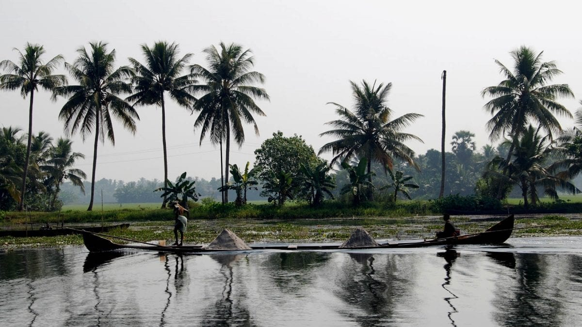 The Lost Waterways of Kerala