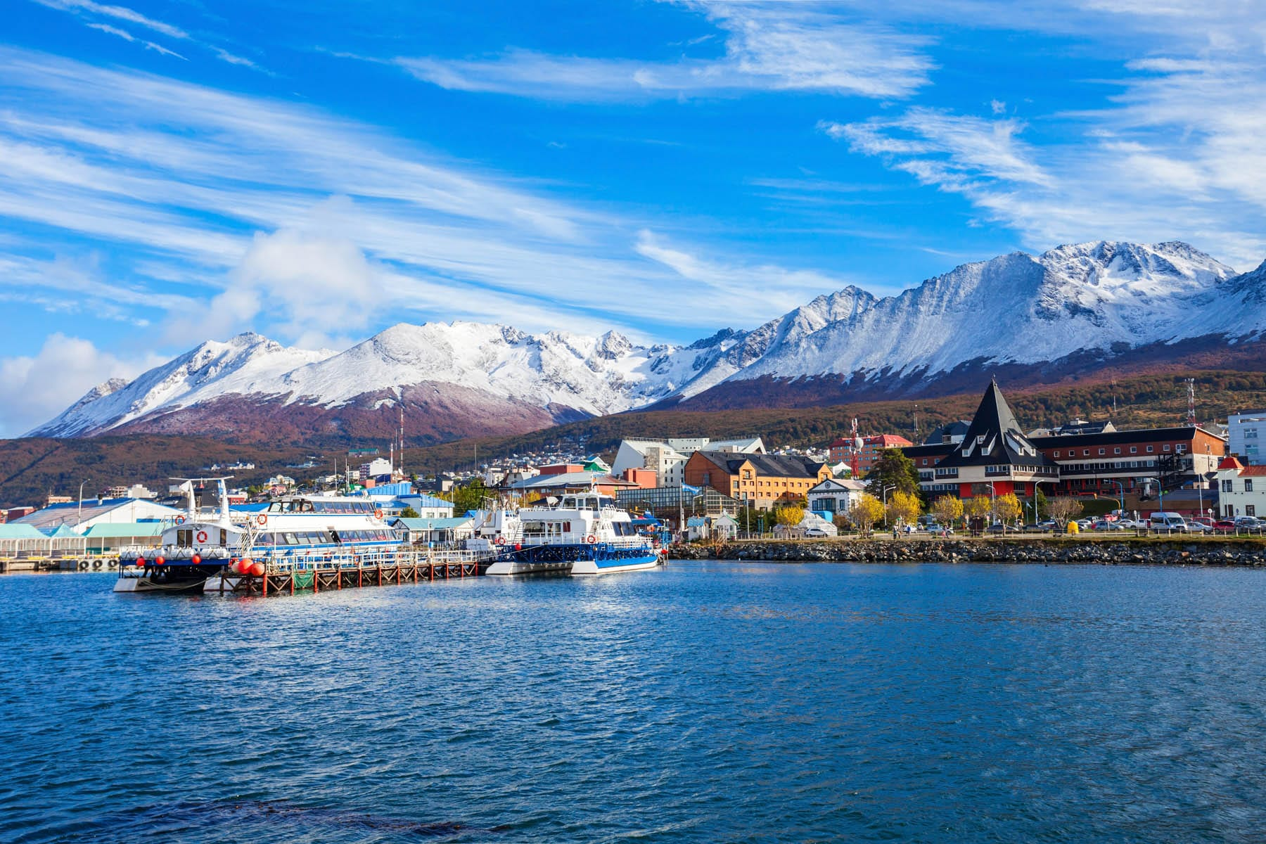 In Patagonia - Ushuaia
