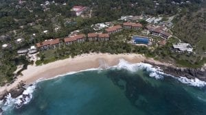 Anantara Peace Haven Tangalle - Aerial View