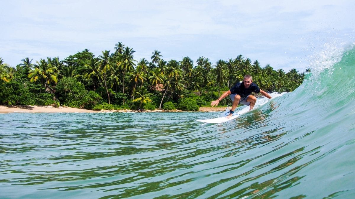 Discover Surfing at Anantara Tangalle, Sri Lanka