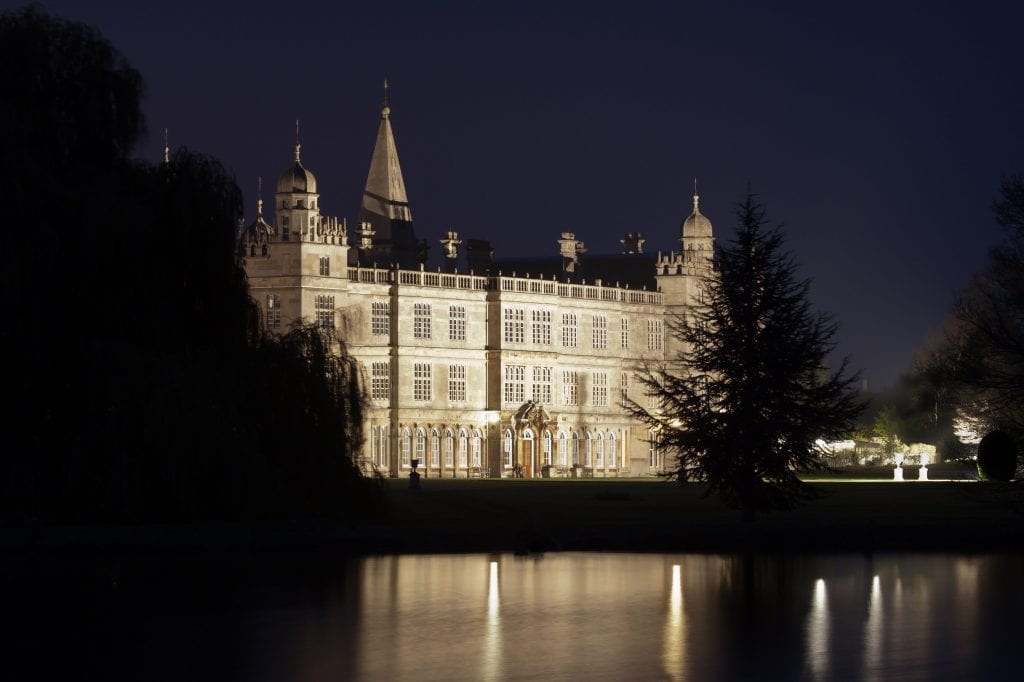 Burghley by Twilight