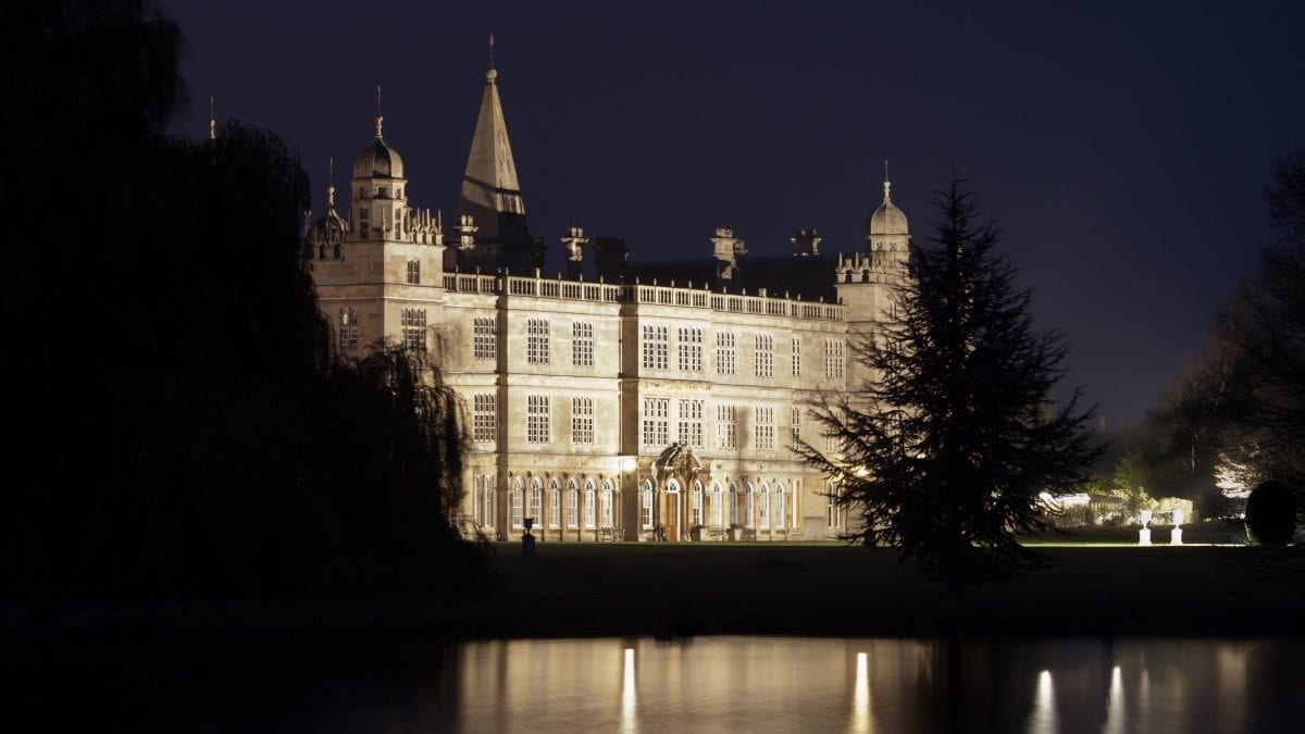 Autumn Lights Up atBurghley House in 2017