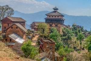 Nuwakot Nepal Earthquake