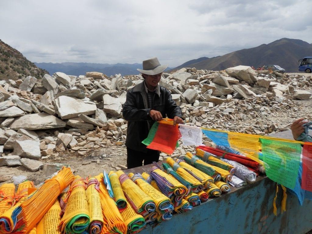 Nepal Tibet Border