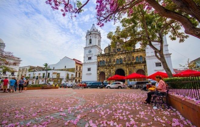 Panama Cathedral, Sal Felipe Old Quarter