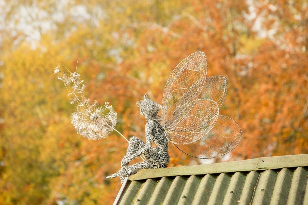 Trentham Gardens at Autumn