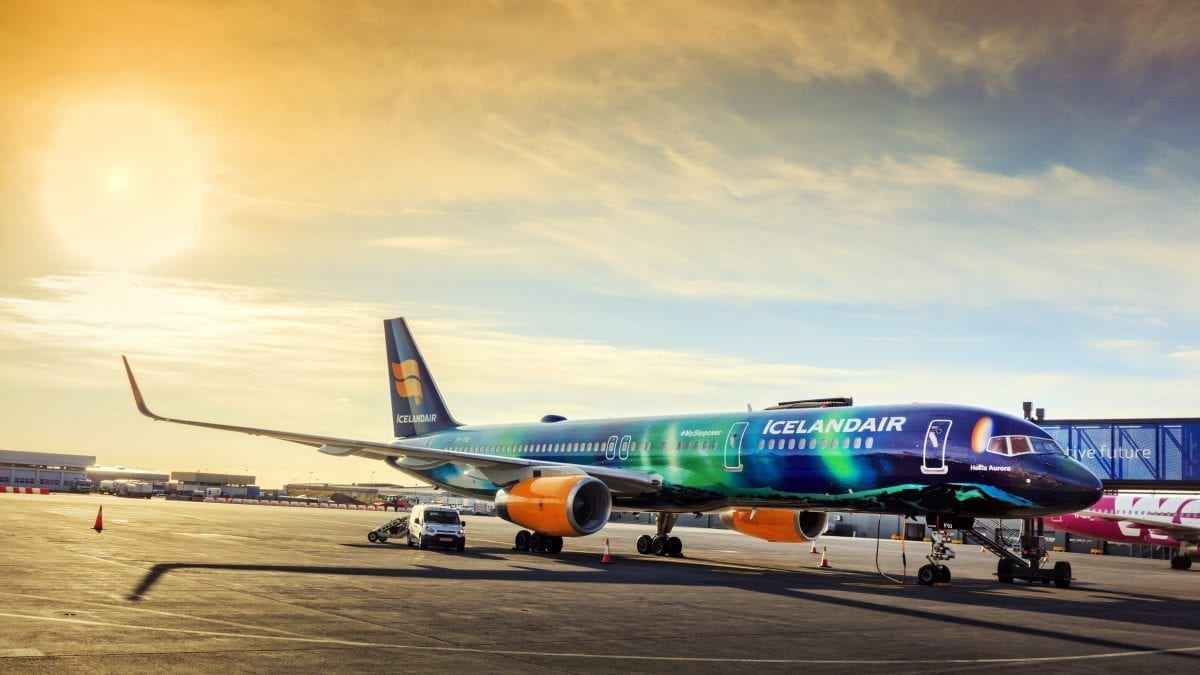 Icelandair To Fly Year Round Dublin to USA