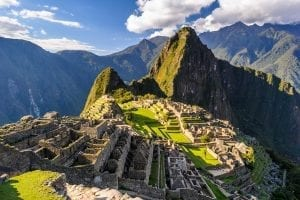 Peru Holidays journey to America