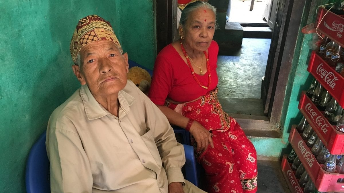 Nepal Earthquake: Return to Nuwakot
