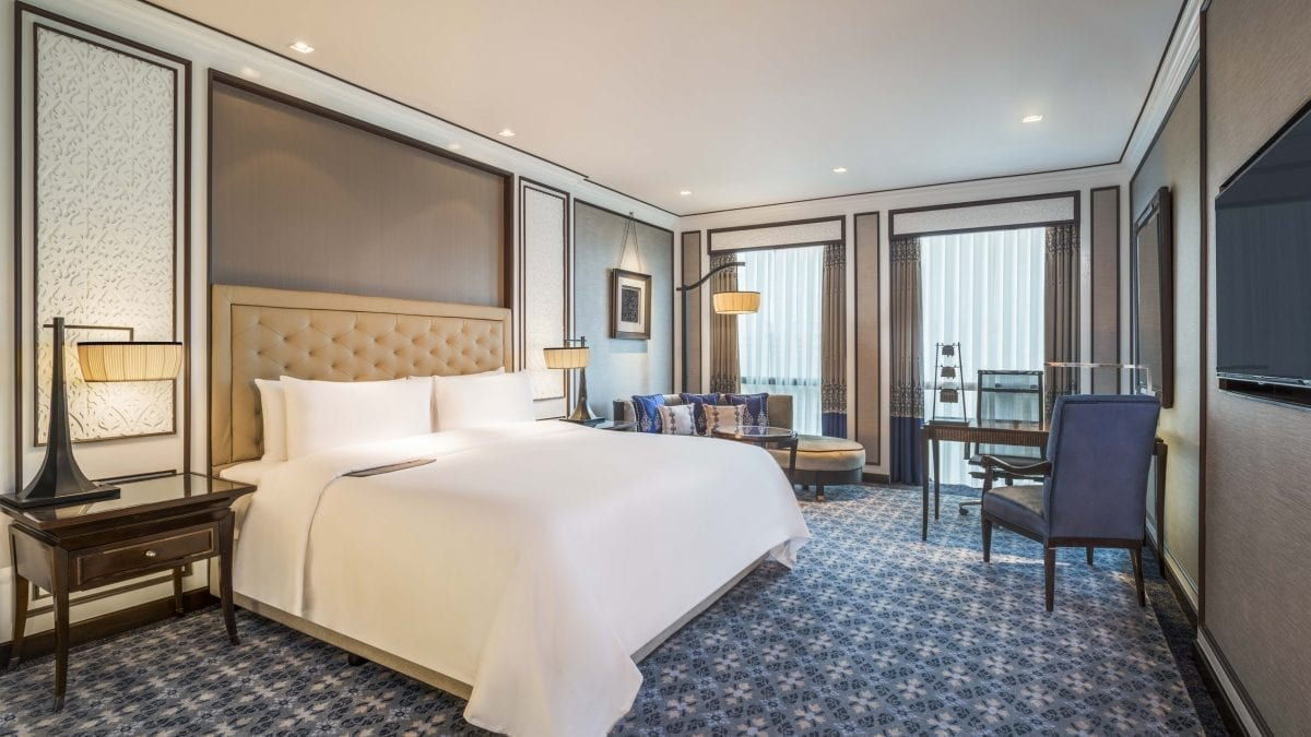 Transformative Journey Room Packages at the Athenee Hotel Bangkok