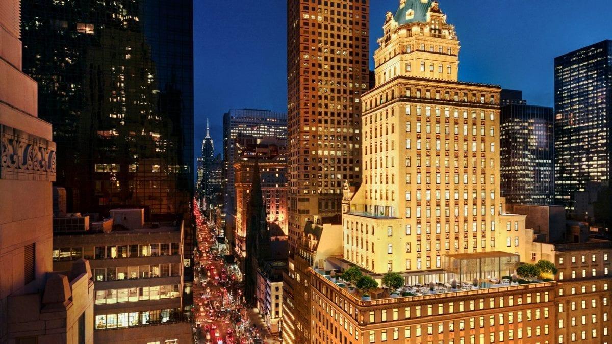 Aman Announces Next Island Destination – Manhattan