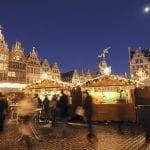 Antwerp Christmas Market, Belgium