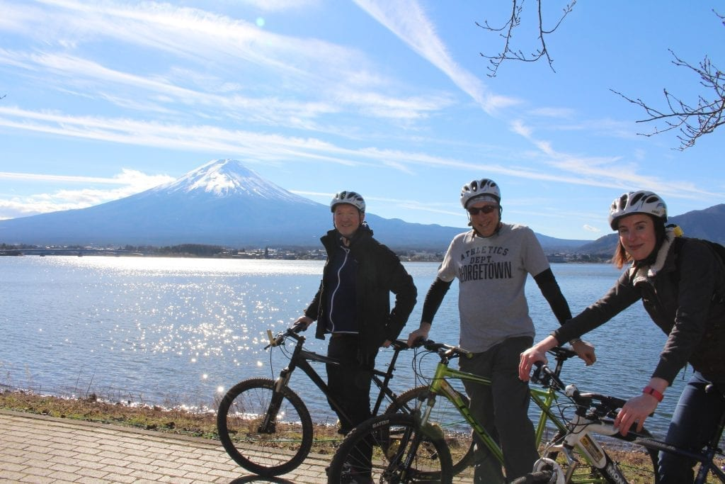 Japan travel cycling