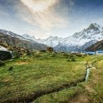 best hikes in the world anapurna