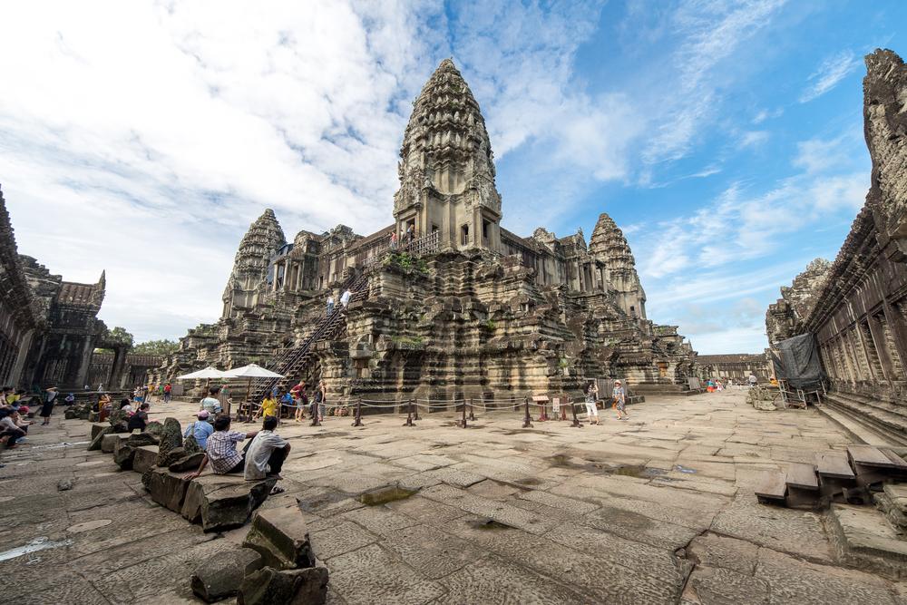 Angkor Wat, Cambodia travel