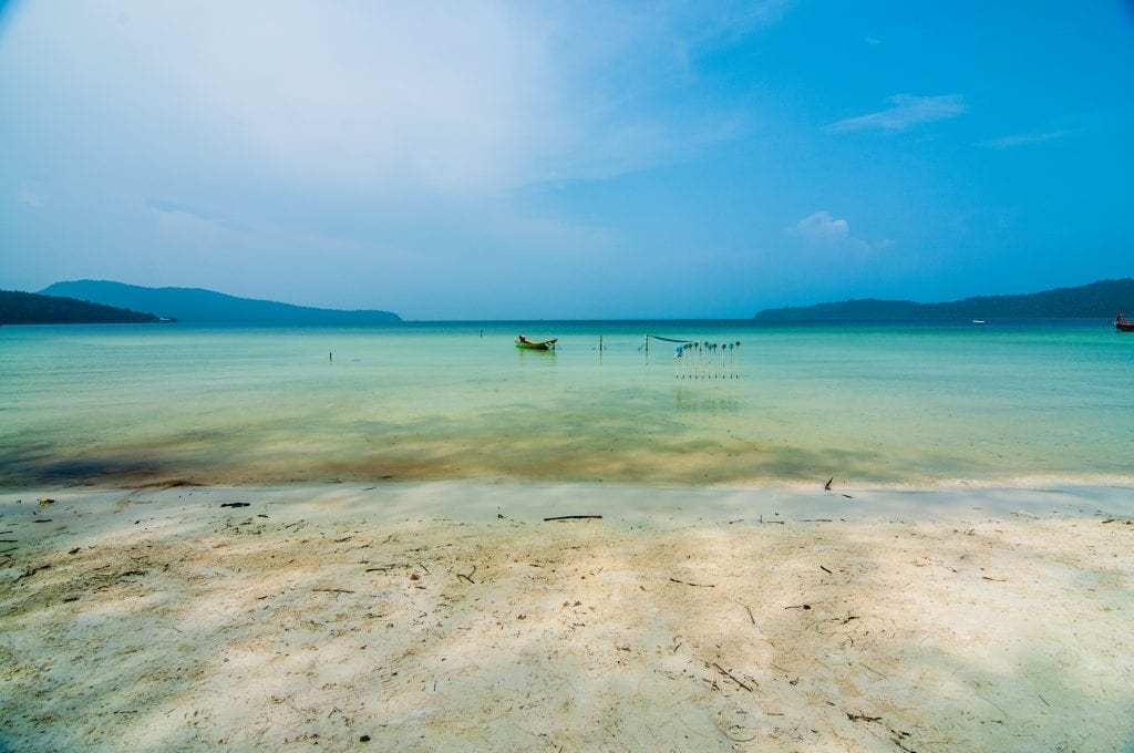 beaches Cambodia travel