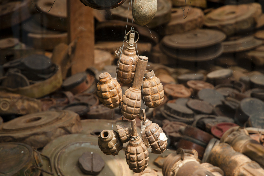 One of the more popular things to do in Siem Reap is to visit the landmine museum