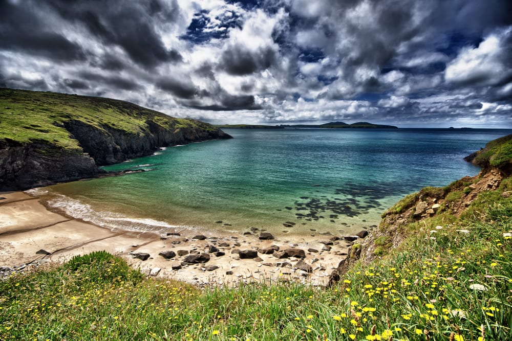 Pembrokeshire coast path travel trends