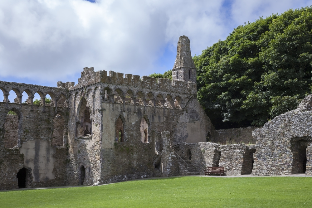 The Bishops Palace, St Davids Pembrokeshire