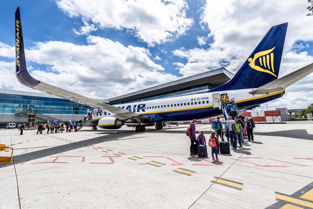 Latest News from Ryanair, Finnair and United Airlines