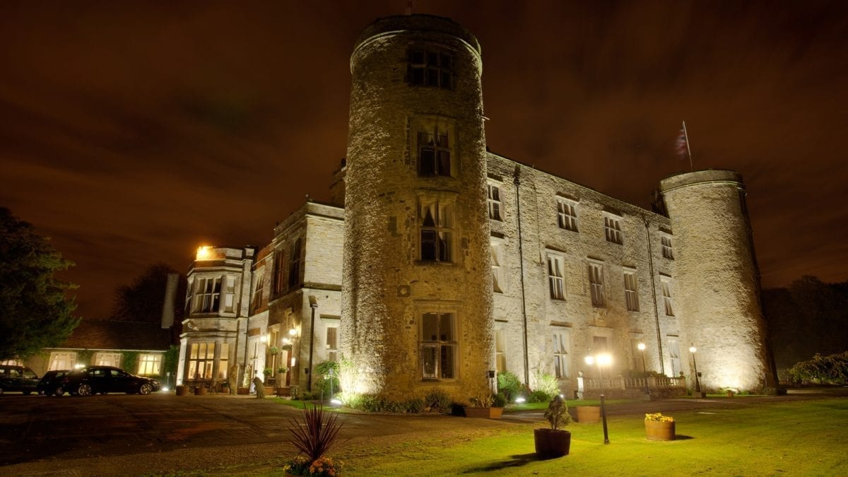 Haunted Castles and Murder Mysteries This Halloween