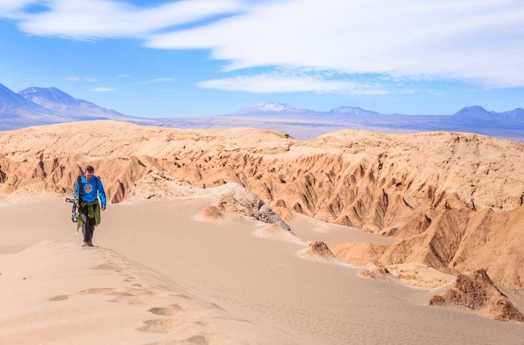 Off the beaten track: Around Chile in 10 adventures