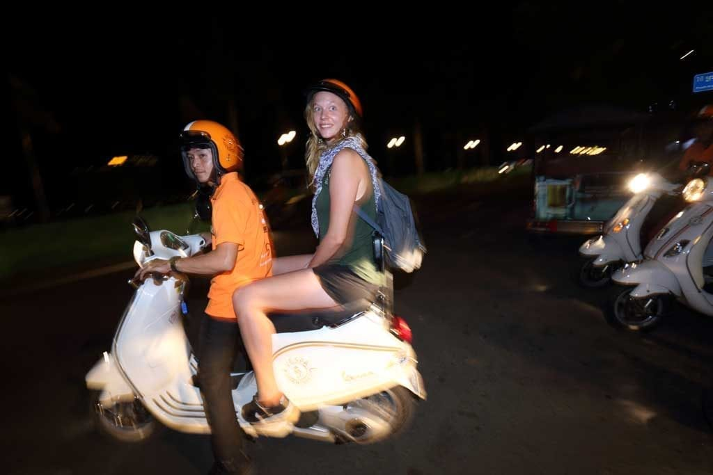 Vespa Adventures Phnom Penh