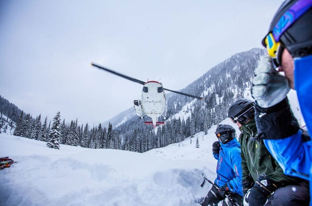 Do You Need To Be a Good Skier To Heli-Ski?