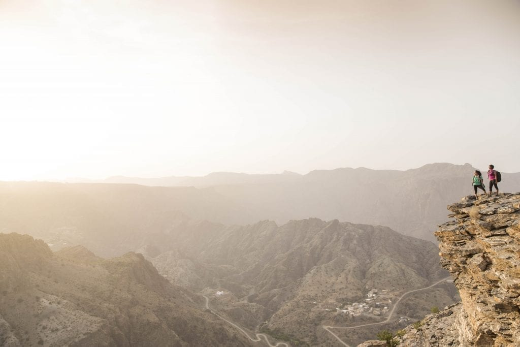 Oman travel Al Jabal Al Akhdar Resort - Recreation - Hiking