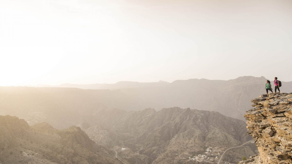 Fleewinter Heads for the Arabian Peninsula