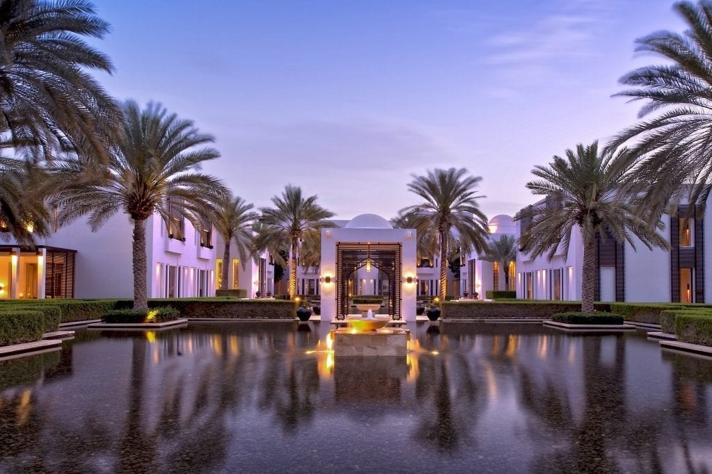 The Chedi Muscat, Oman travel