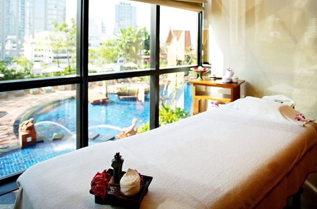 The Athenee Bangkok Debuts 'Immunetra' Spa Treatments