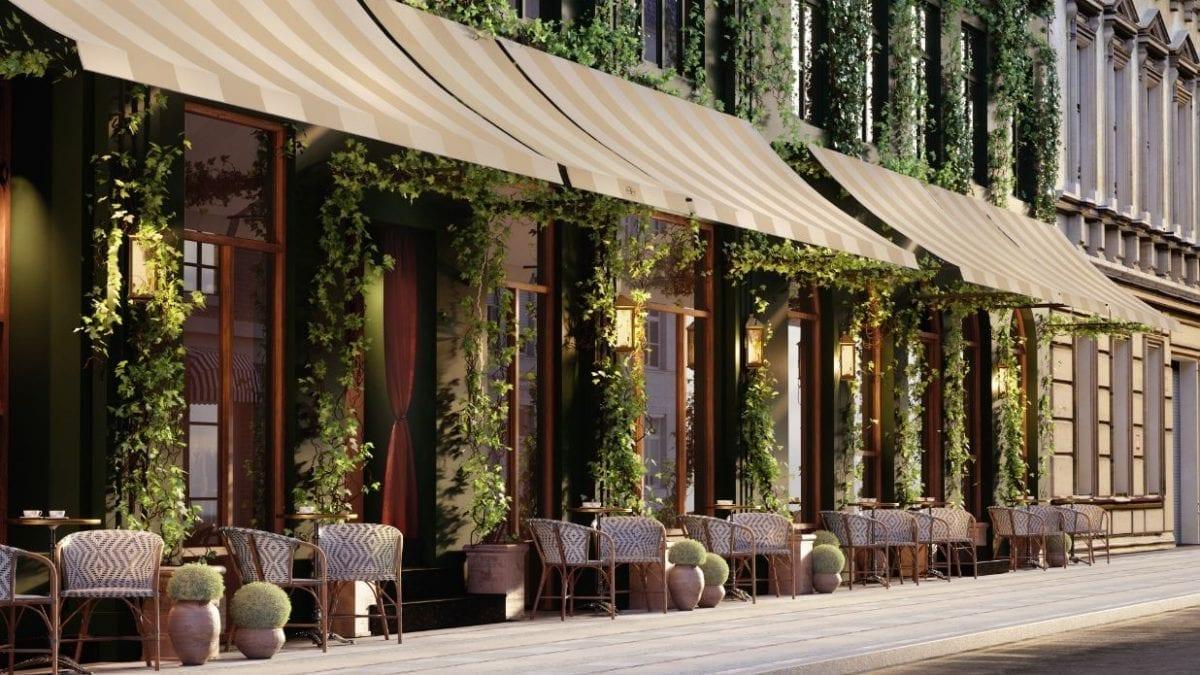 White Line Hotels Opens in Copenhagen