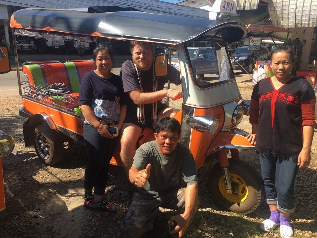 the tuk tuk diaries