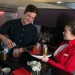 Virgin Atlantic to Introduce Bartenders on Flights