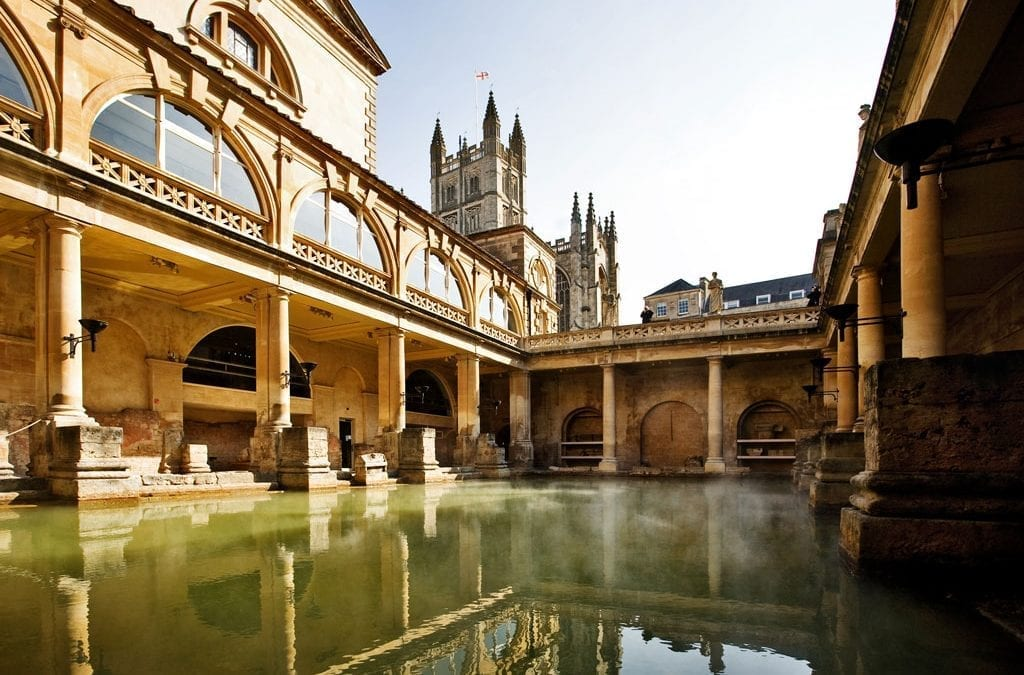 Discover Historic Bath by Bicycle