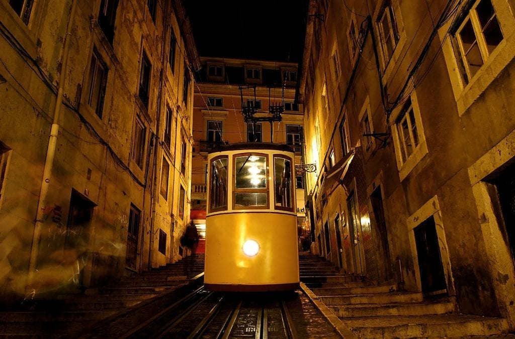 Lisbon by Night – Europe's Coolest City