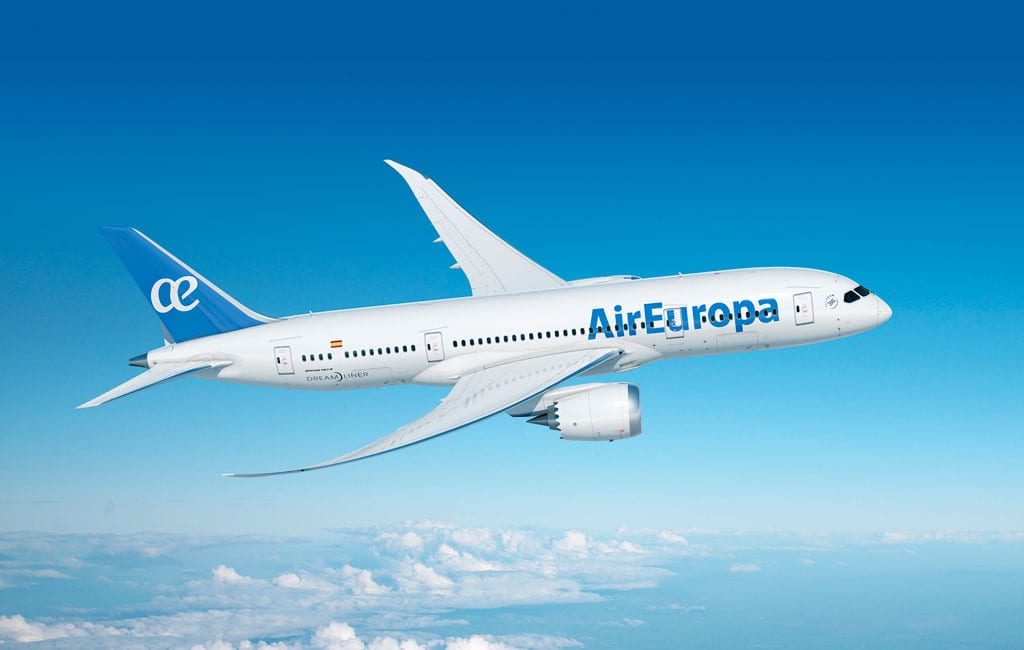 Air Europa to Fly to Quito from January