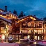 Nuriss Opens Après-ski Spa at Hotel La Sivolière, Courchevel