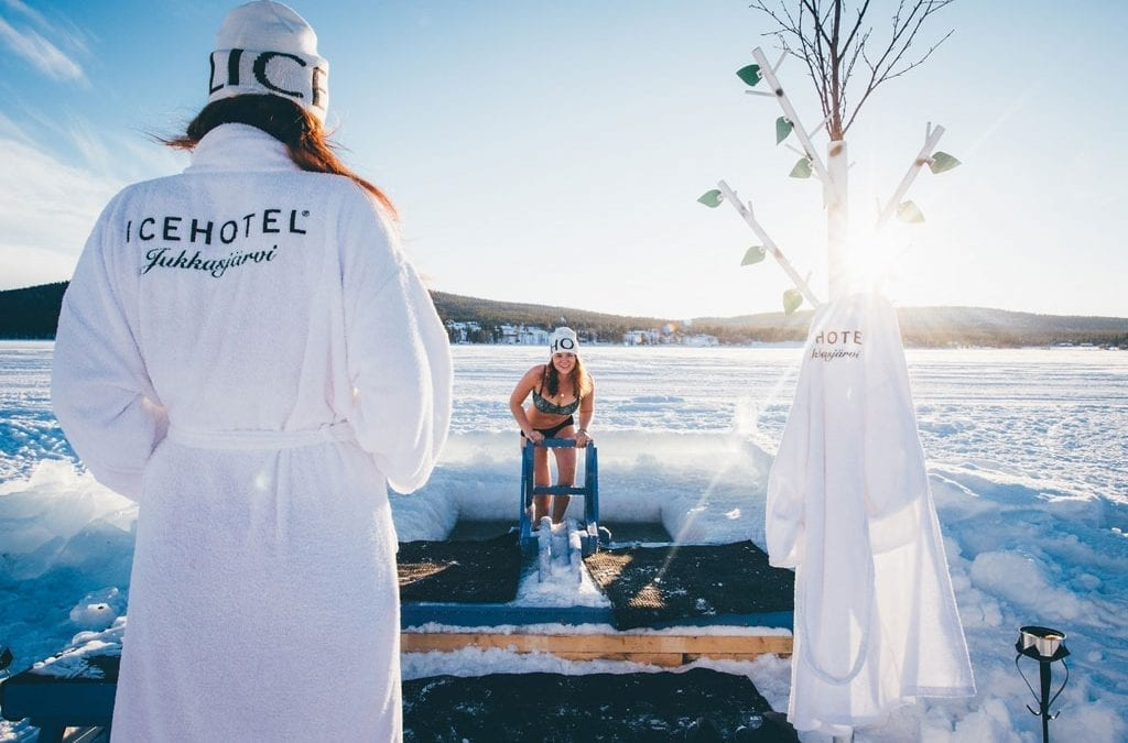 Icehotel Opens in Swedish Lapland
