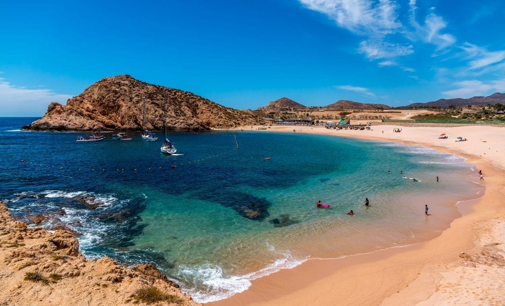 travel tips Santa Maria beach by Cabo San Lucas
