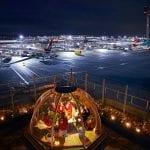 Virgin Atlantic Unveils Igloo Pop Up at Heathrow