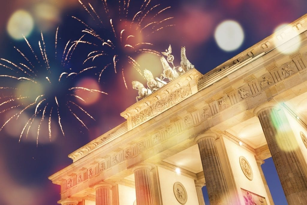 New Year travel resolution berlin