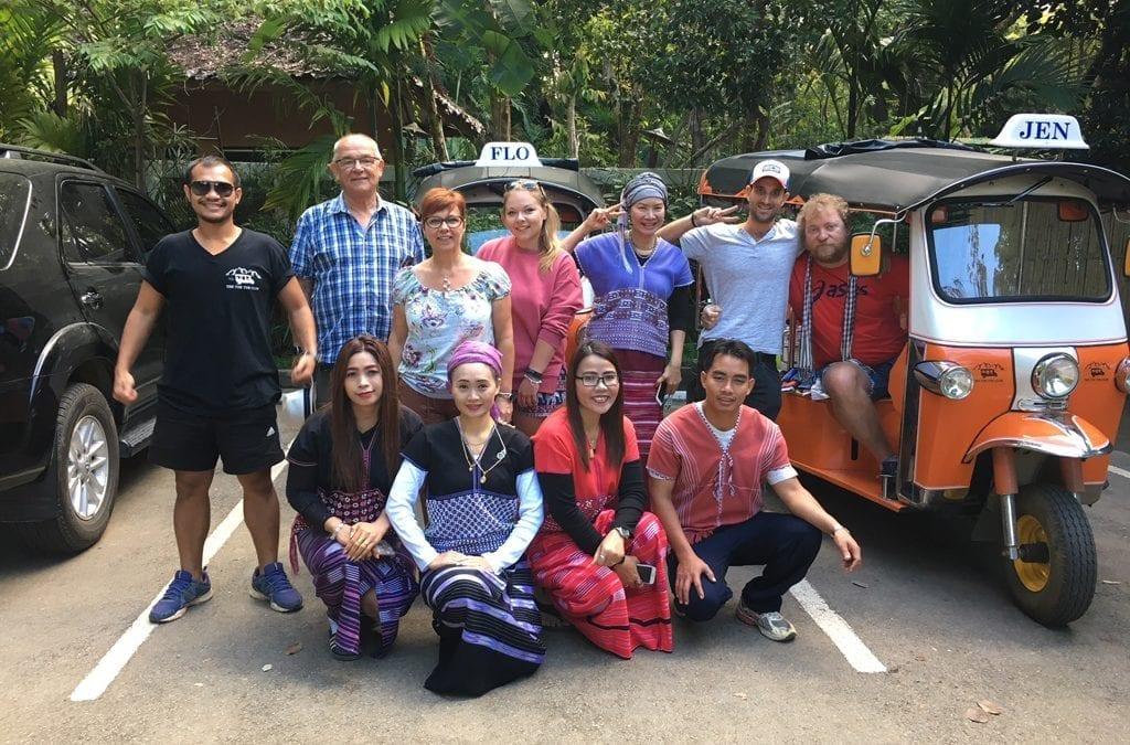 Bye Bye Pai Thailand: The Tuk Tuk Dairies IV