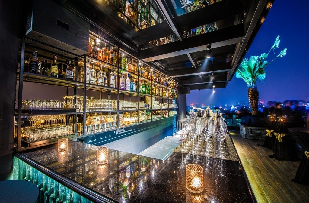 New Twilight Sky Bar Offers Hanoi's Best Pew With a View