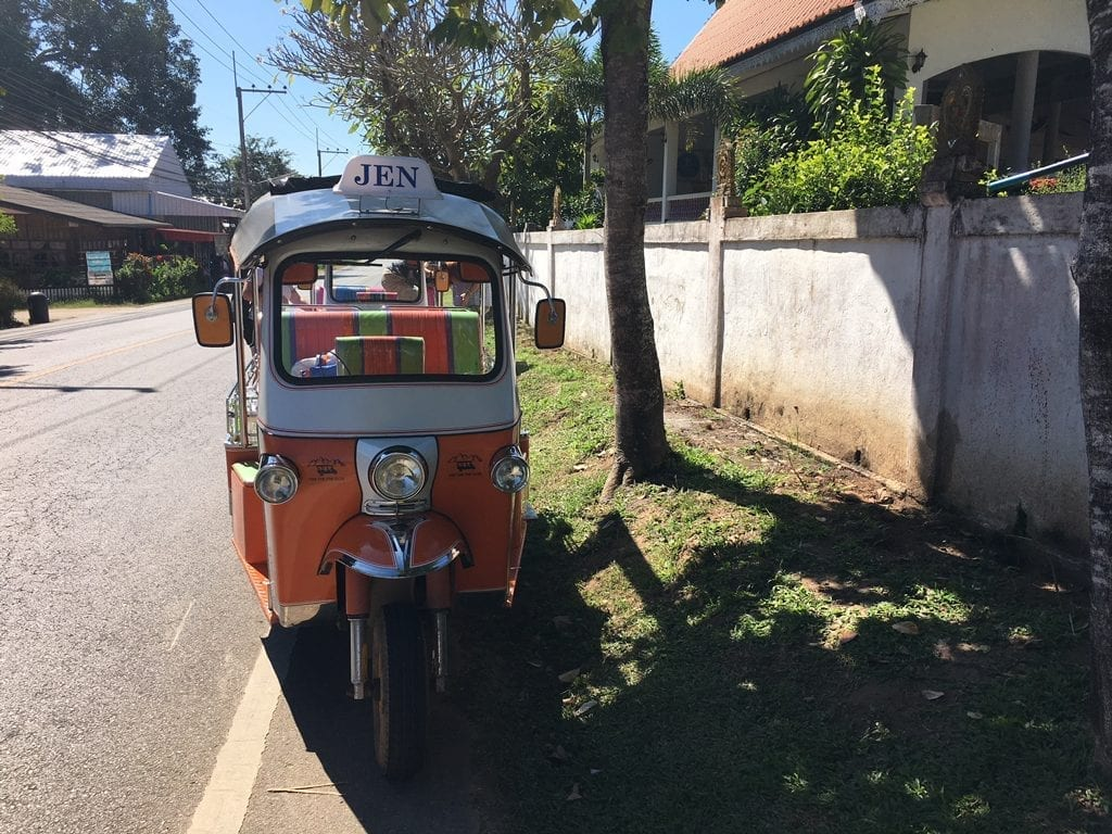 the tuk tuk dairies