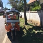 In Bed with Angelina : The Tuk Tuk Diaries II